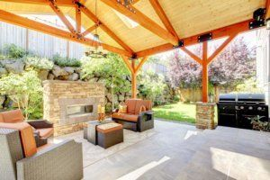 outdoor remodeling