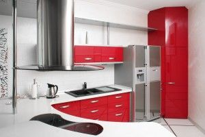 Bright Vibrant Colors Hot for Scottsdale Kitchen Remodel