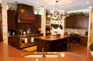 Scottsdale Kitchen Redmodel
