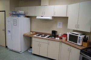 Foundation for Blind Children Kitchen