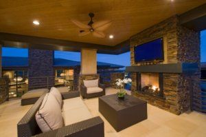 Options for Outdoor Living Spaces