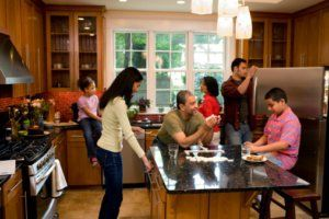 Focus on the Positives of Phoenix Kitchen Remodeling
