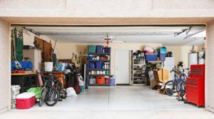 Remodeling a Garage to Get Rid of Clutter