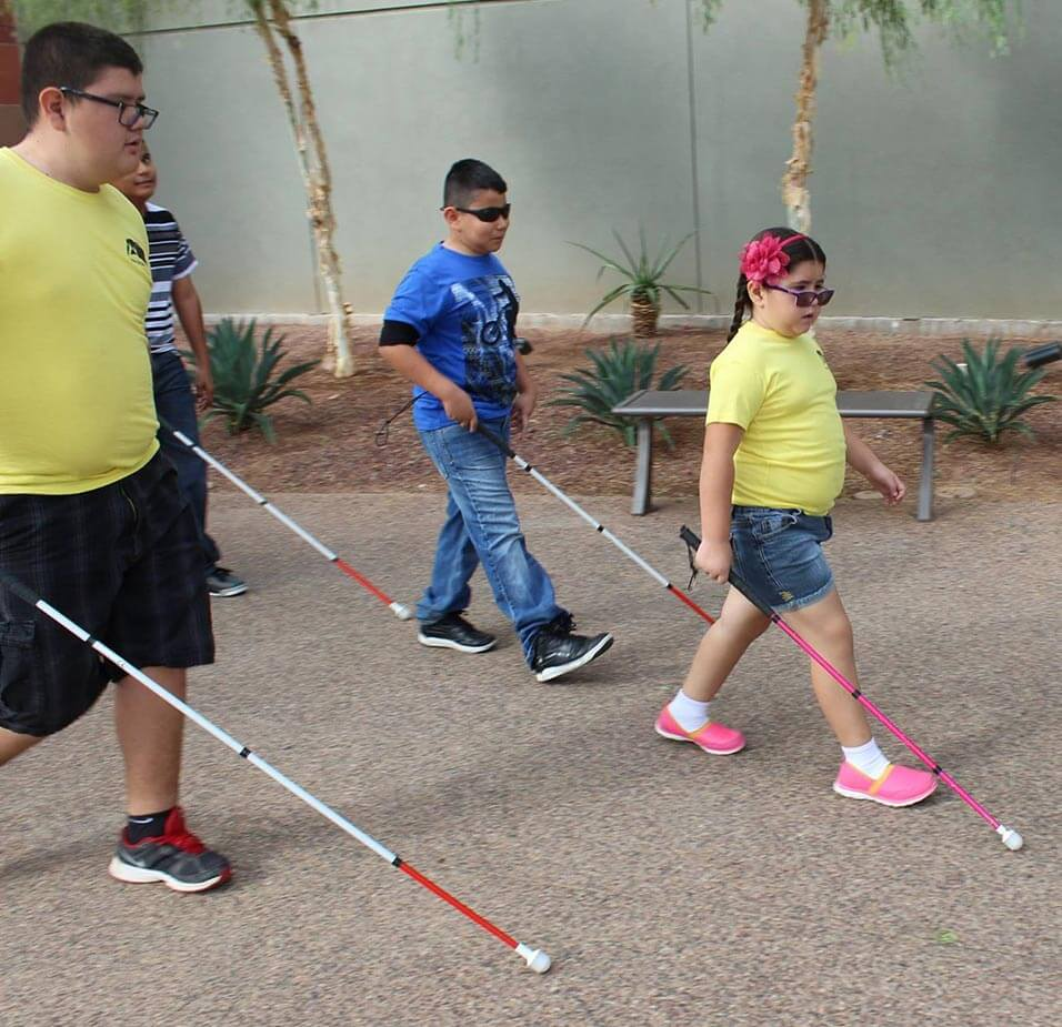 community outreach foundation for the blind partners republic west remodeling phoenix