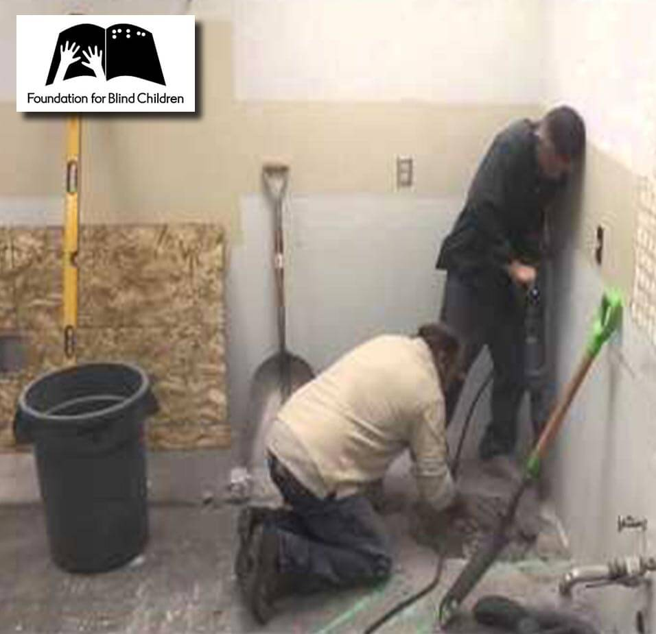 community outreach foundation for the blind republic west remodeling phoenix