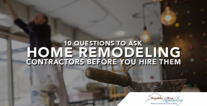 home remodeling contractors, home remodelers, remodeling contractor