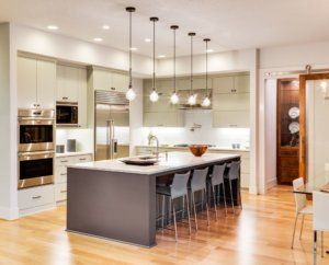 TRENDS IN LUXURY KITCHEN REMODELING