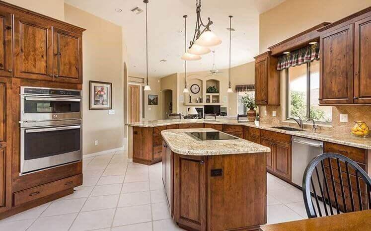 best kitchen remodeling designs in Scottsdale