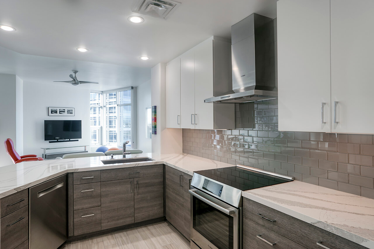 bathroom or kitchen remodeling contractor