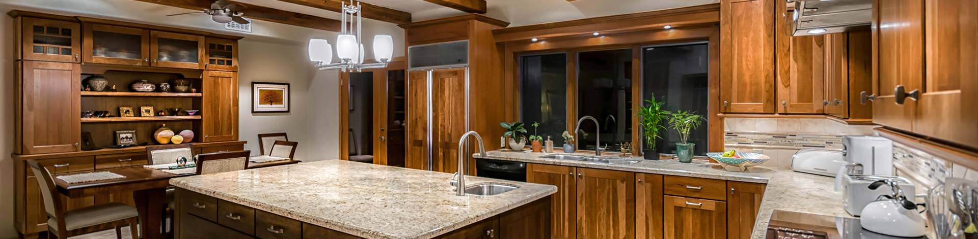 Finalizing The Contract With A Kitchen Remodeling Company