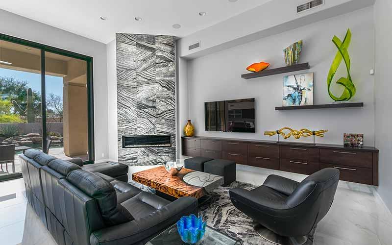 Living Room Republic West Remodeling Phoenix
